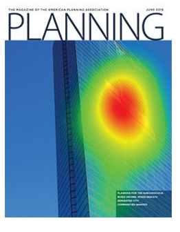 June 2016 Cover, Planning Magazine