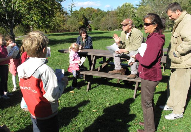 Nature Walk meeting at Acton Arboretum